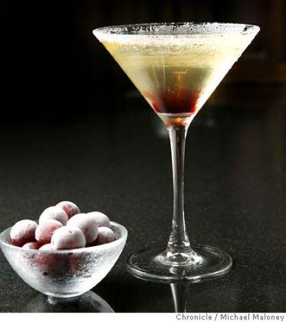 frostbite martini