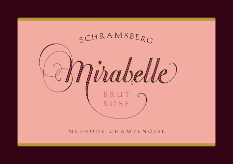 Schramsberg-Vineyard-Mirabelle-Brut-Rose-Label