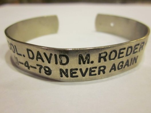 hostage bracelet