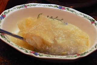 Lutefisk for Christmas Dinner