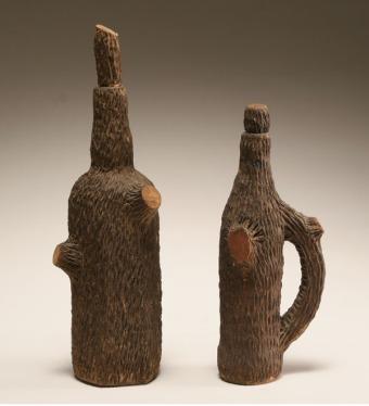 bark bottles