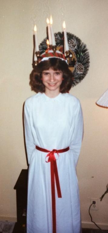 That's me . . . circa 1984.