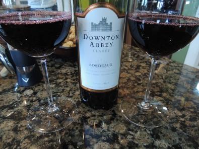 Downton Bordeaux Claret