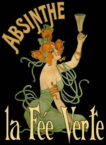 la fee verte absinthe
