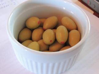 Faux Olives