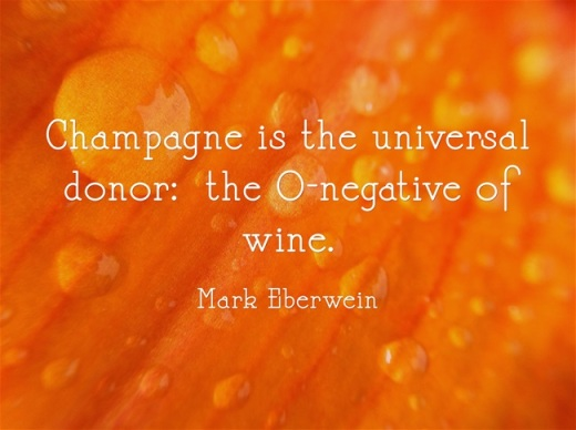 Champagne-is-the