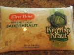 Start with a bag of sauerkraut.