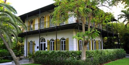 Hemingway's House - purchased in 1931 for $8,000.