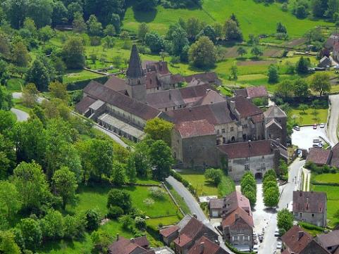 Let's go here . . . Baume les Messieurs (1)