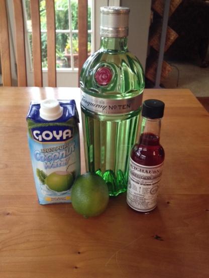 Green Isaac Ingredients