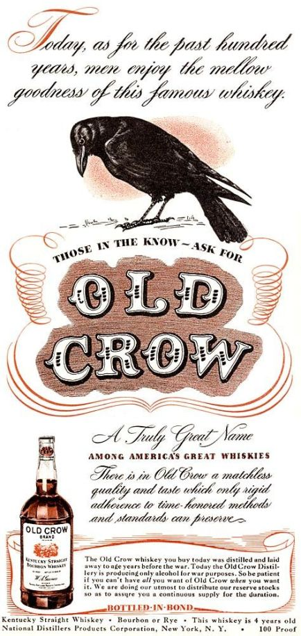 old crow 1