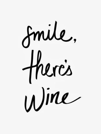 smile wine