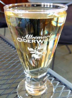 ACW cider glass.