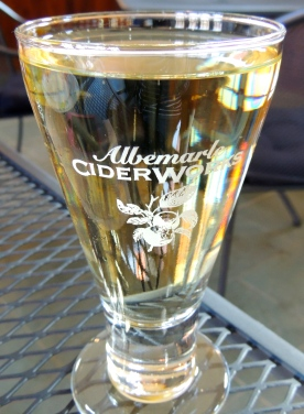 ACW cider glass.