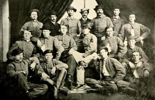 JohnSMosby&men