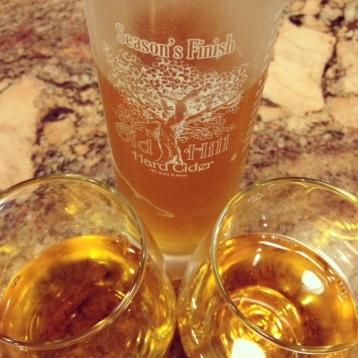 Old Hill Season's Finish Dessert Cider