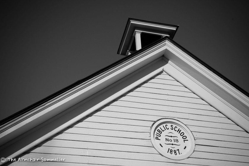 School House No. 18 B&W