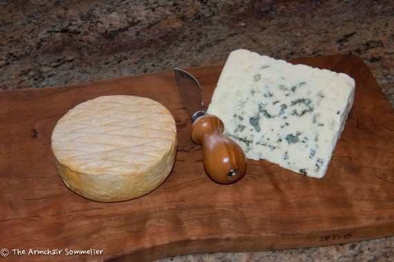 Brillat Savarin & Roquefort