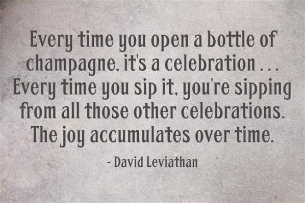 champagne joy
