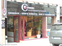 C.Comme (if you're ever in Epernay, stop by!)