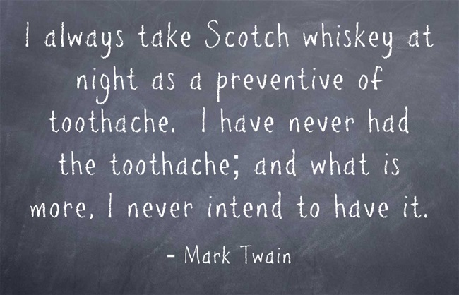 Twain Toothache