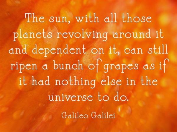Sun Galileo